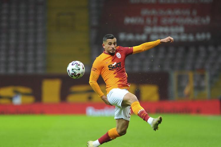 Un joueur de Galatasaray pourrait perdre la vue après un accident avec un engin pyrotechnique