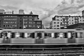 Photo: Day 245 / June 13, 2012 Majorstuen Metro Station in Oslo, Norway  ノルウェーの地下鉄駅Majorstuen駅 #creative366project