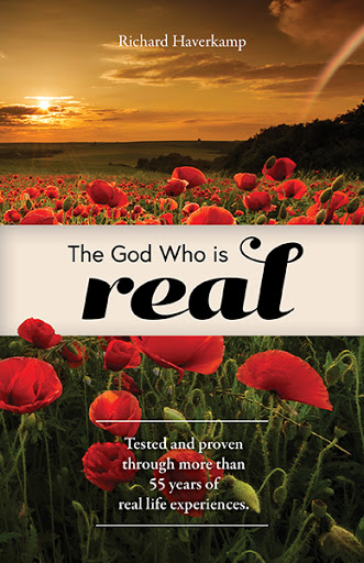 The God Who is Real cover