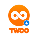 Twoo: Chat & Meet New People Nearby icon