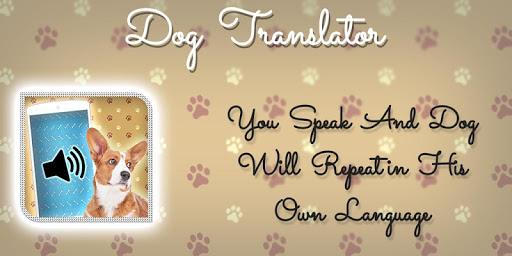 Dog Translator Prank