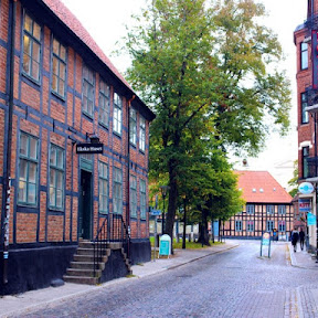【世界の街角】 スウェーデンの古都ルンド(Lund)の街を歩く