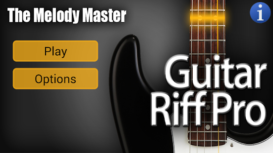 Guitar Riff Pro- screenshot thumbnail