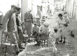 Photo: Grassano 1960 - Foto di Mario Carbone