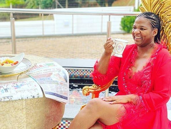 MaMkhize shares relationship advice: Work on your toxic traits - TimesLIVE