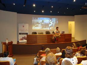 Photo: Apresentação do palestrante Moreno Barros.