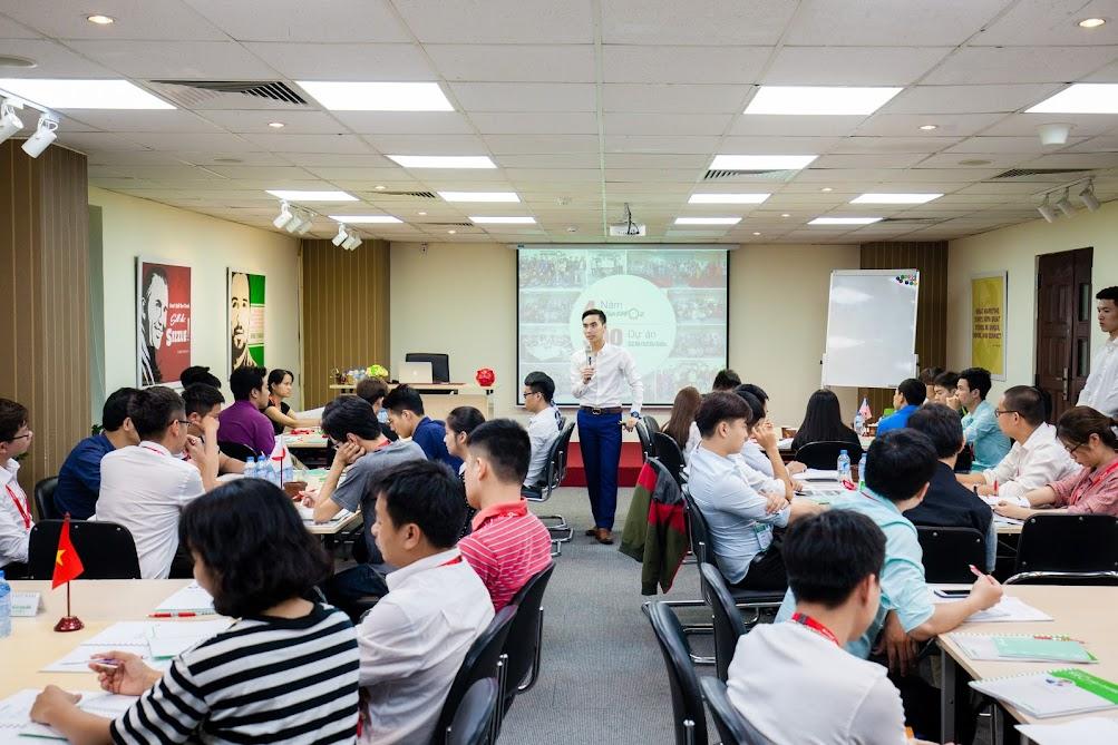 Hình ảnh khai giảng khoá học SEO K42