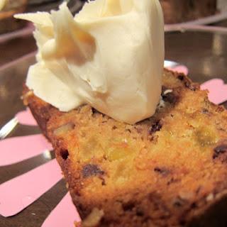 Tipsy Cake with Mascarpone Topping Recipe