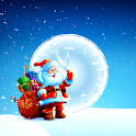 Santa Claus Live Wallpapers icon