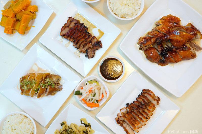 百順滑口燒鴨餐廳,水里美食-7