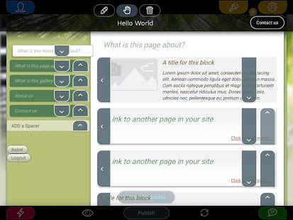 App Website Builder for Android APK for Windows Phone