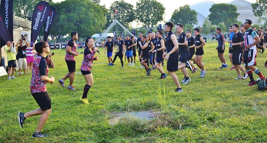 Exercise by Koh Chip Whye - Sports & Fitness Fitness (  )