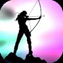 Stickman Archery Combat : Jungle Archery Real Hero icon