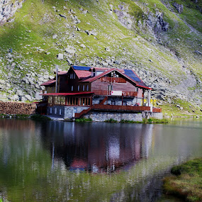 Reflection by Alexandru Lupulescu - Buildings & Architecture Homes ( reflection )