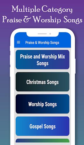 Download Praise & Worship Songs: Gospel Music & Song Videos APK