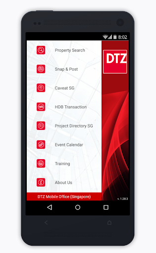 DTZ Mobile Office