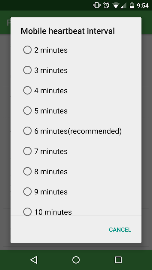 Root- Push Notifications Fixer - screenshot