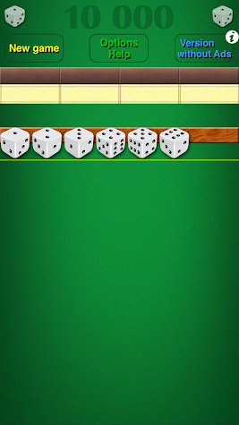 Dice Game 10000 Free Screenshot