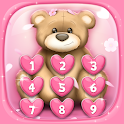 Cute Pink Lock Screen icon