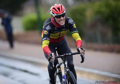 """Belgisch kampioen Gilbert met vertrouwen naar eerste Monument: """"Er is geengarantie op een goed resultaat"""""""