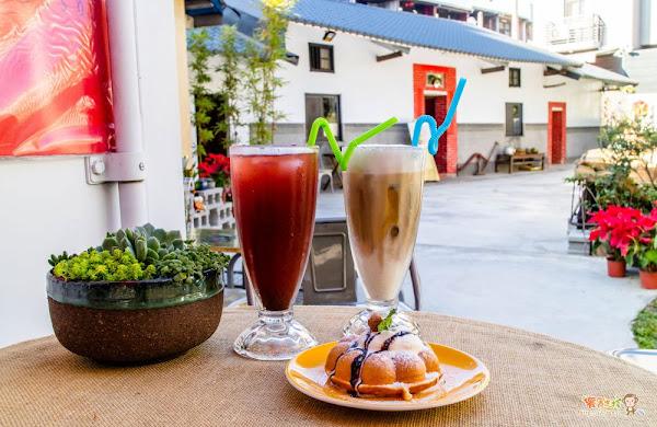 賦予老宅新生命 都市版的農村咖啡廳永定5號 DING FIVE
