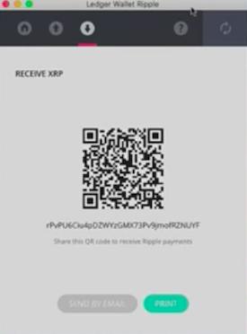 Перевод рипл XRP