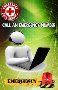 India Emergency Contact - náhled