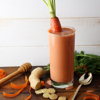 Carrot Smoothie Low Calorie Recipes