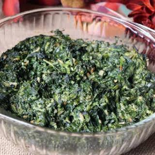 Sensational Spinach.