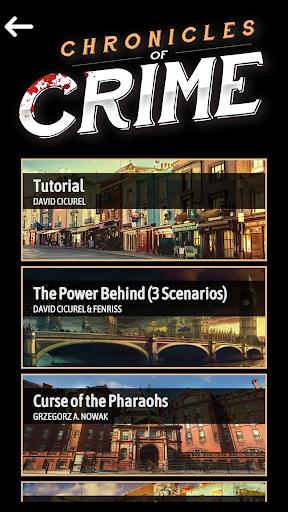 Chronicles of Crime screenshots 4