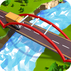 Path of Traffic- Bridge Building icon