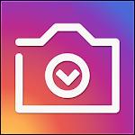 insta kaydet - resim video kaydedici Icon
