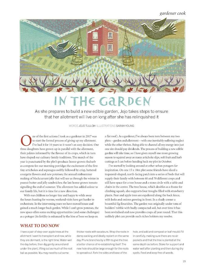 Gardens Illustrated Magazine- screenshot