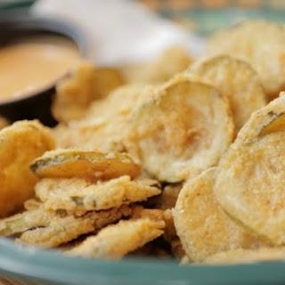 Fickle Pickle Fried Cajun Pickles