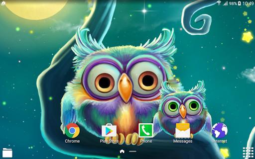 cute Owls Live Wallpaper Apk 1.0.2 Download Only APK ...