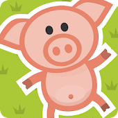 Wiggly Pig: Fun Addicting Game