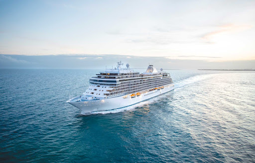 Seven Seas Splendor calls on charming ports like Trieste, Italy and Puerto Plata, St. Barts and Dominica in the Caribbean.
