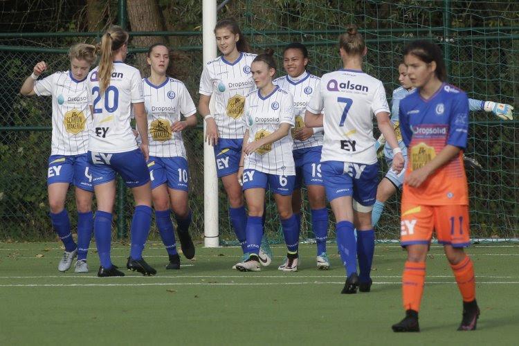 Gent Ladies klaar voor strijd met Heist