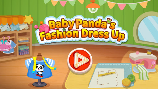 Baby Panda's Fashion Dress Up Game 8.27.10.00 screenshots 12