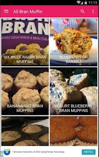 All Bran Muffin Recipe 30+ - náhled