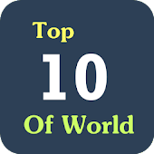 Top Ten of World