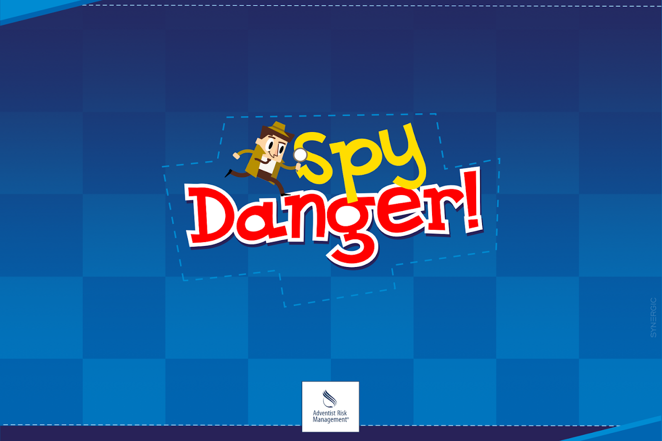 Spy Danger: captura de tela