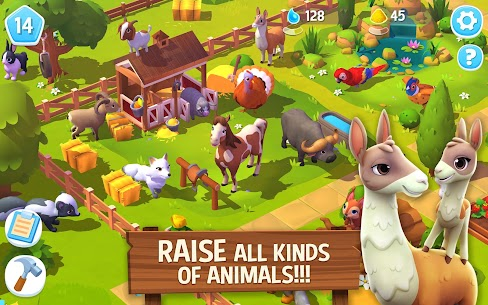 FarmVille 3 – Animals 1.4.12041 Apk + Mod (Money) for Android FREE 2