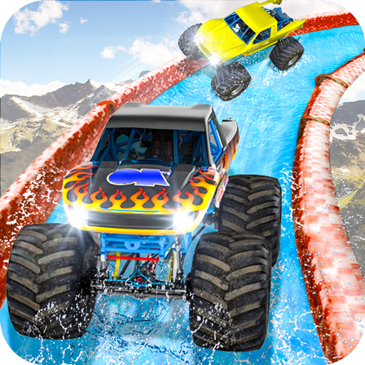 Xtreme Monster Truck Water Slide Rally Racing for PC