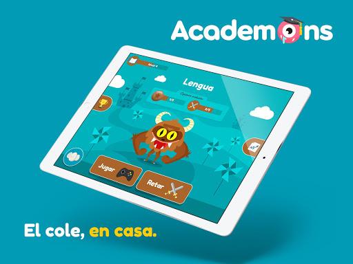 Academons Primaria - juegos educativos para niu00f1os screenshots 8