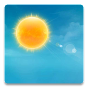 Realistic Weather Icons set for Chronus