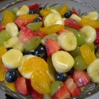 Fruit Salad With Grapes And Pineapple Recipes.