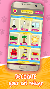 Cat Tower MOD (Unlimited Money) 4