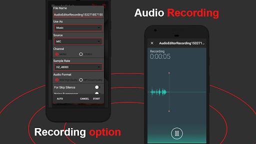 AudioLab - Audio Editor Recorder & Ringtone Maker 1.0.7 screenshots 4