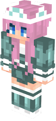 Spread the word of this skin to Lizzie so she can use it in KingdomCraft!
